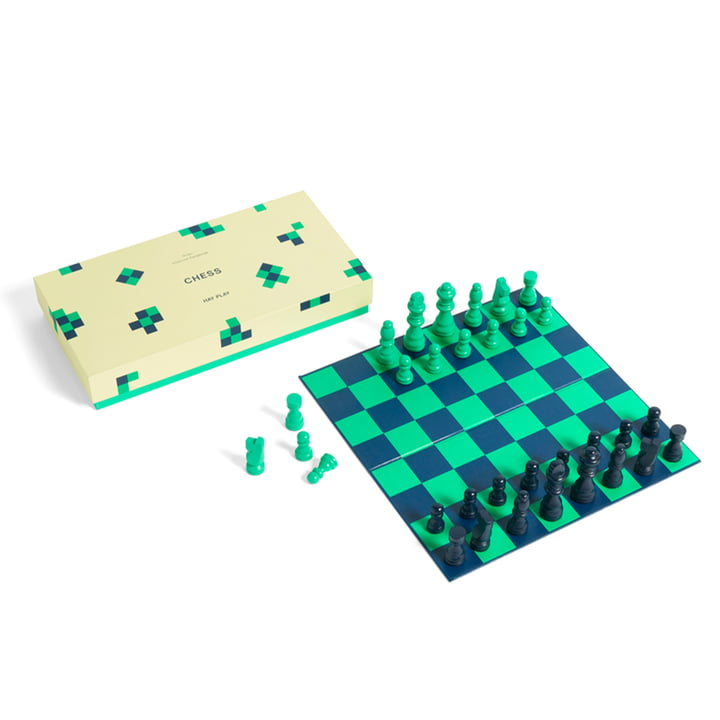 Play Chess by Hay