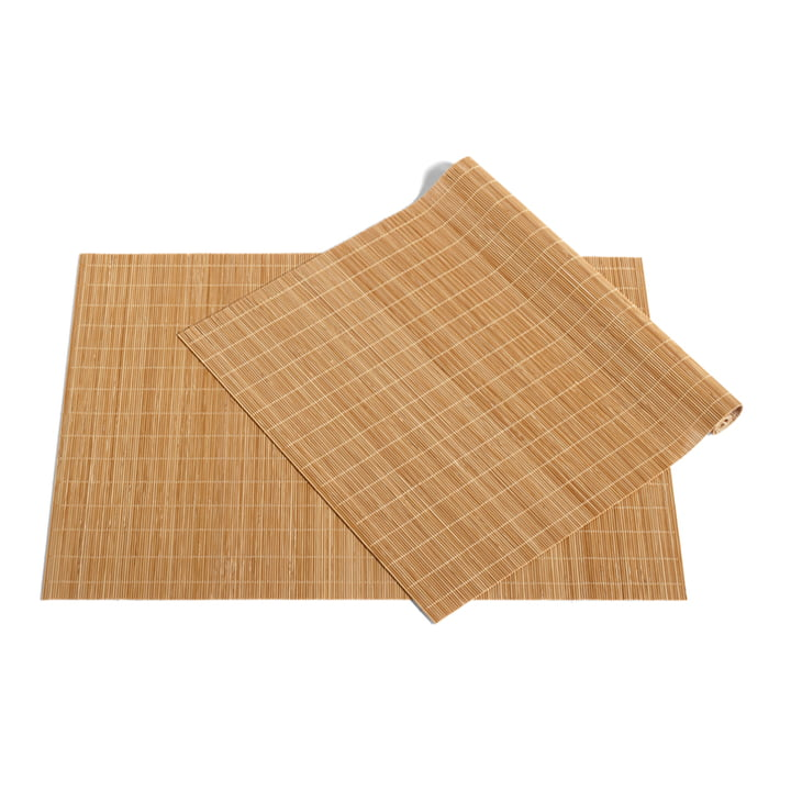 Bamboo placemat (natural) from Hay in set of 2
