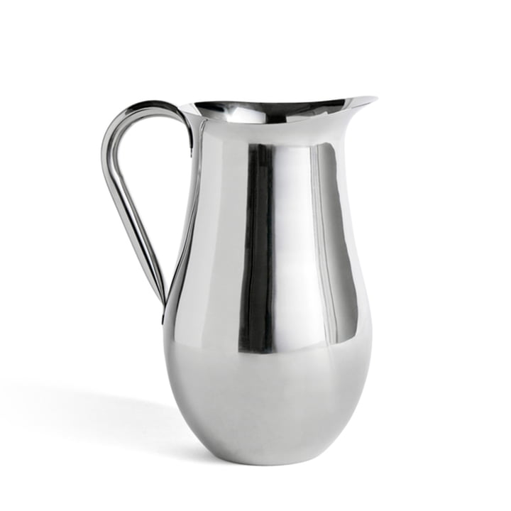 Indian jug from Hay in the colour silver with a capacity of 3,25 l