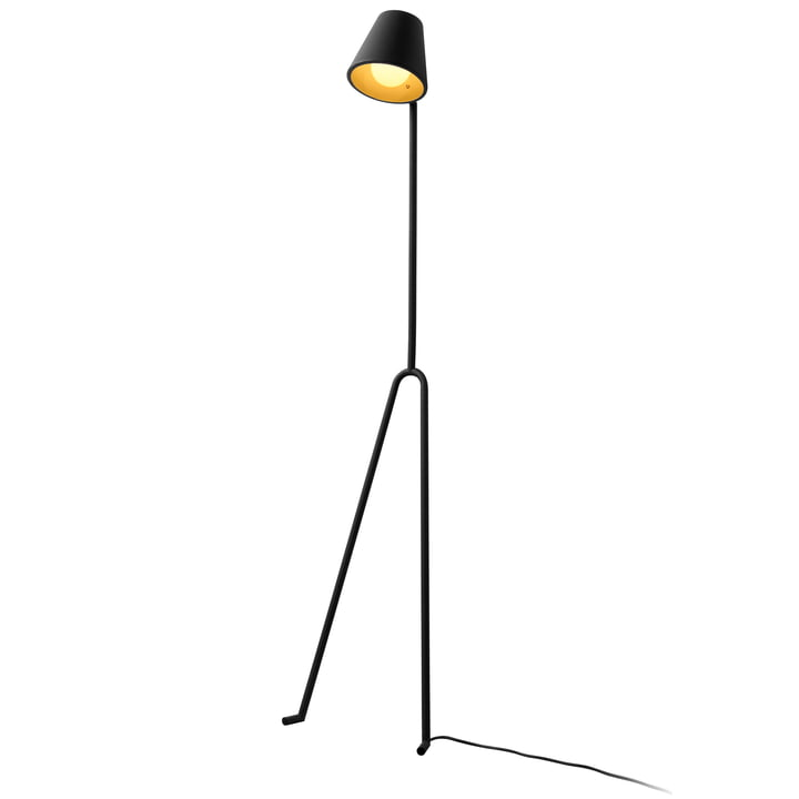 Design House Stockholm - Mañana Lamp, black
