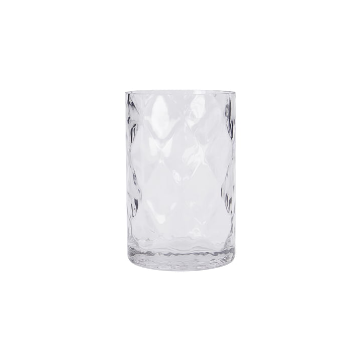 Bubble Vase Ø 10 x H 15 cm from House Doctor , clear