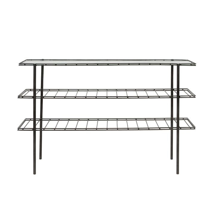 Gany Console table from House Doctor in black