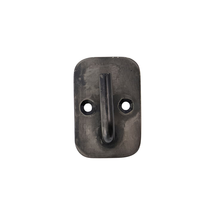 Pati Wall hooks from House Doctor in black antique