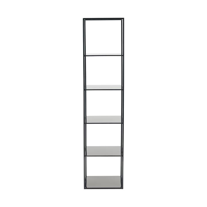 Floor standing shelf Model D from House Doctor in black