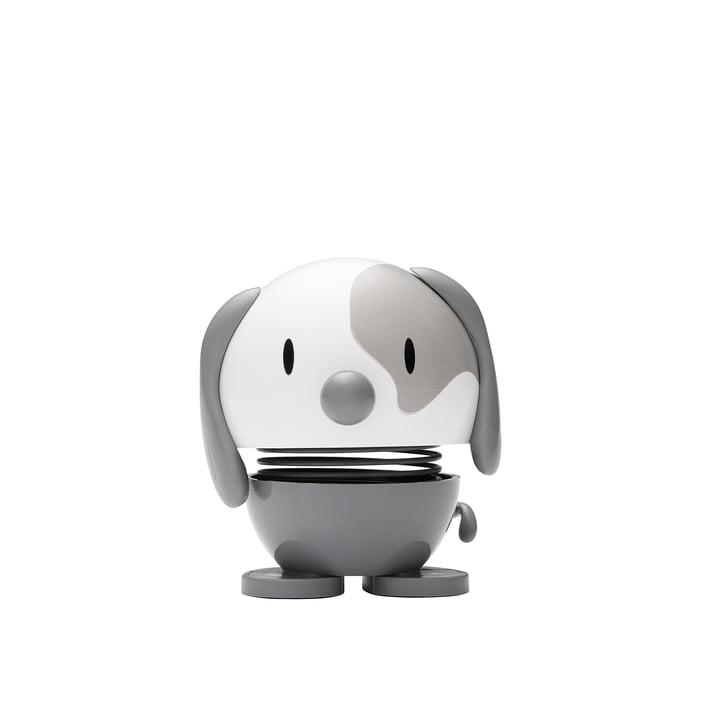 Dog, small / cool grey by Hoptimist