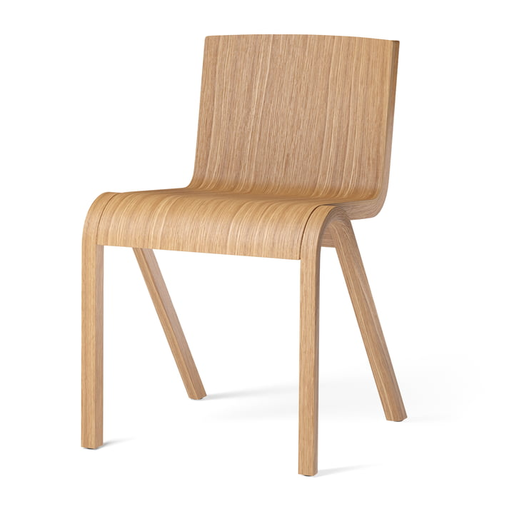 Ready Dining Chair, natural oak from Menu