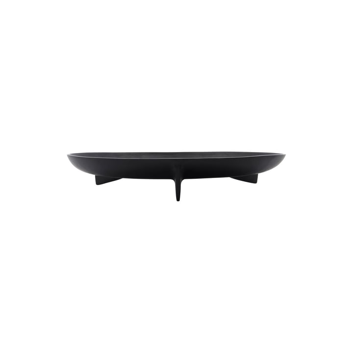Black Cast Decorative tray from House Doctor
