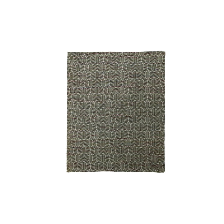 Agon Carpet 180 x 180 cm from House Doctor , green