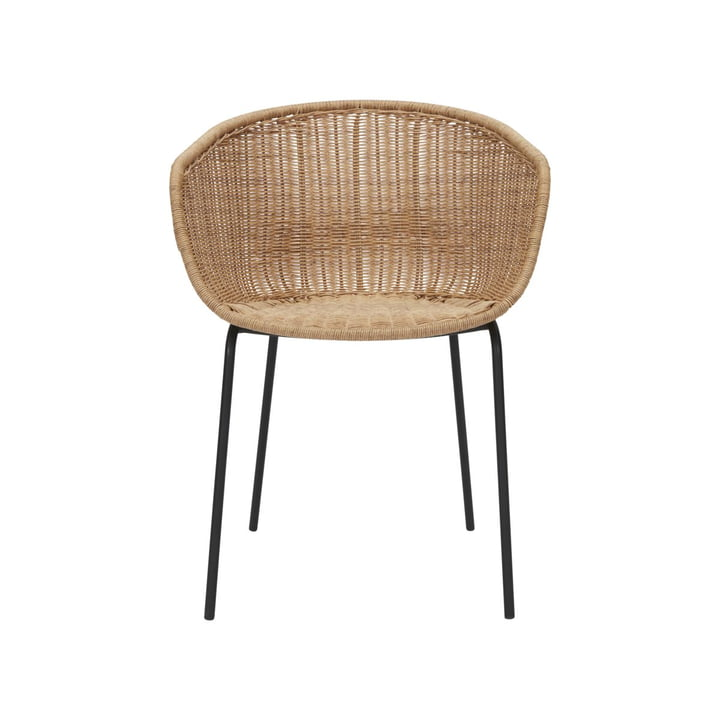 Hapur Wicker chair from House Doctor in nature