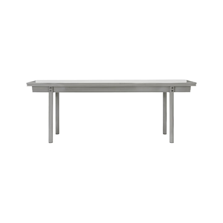 Barki Console table lacquered from House Doctor in grey