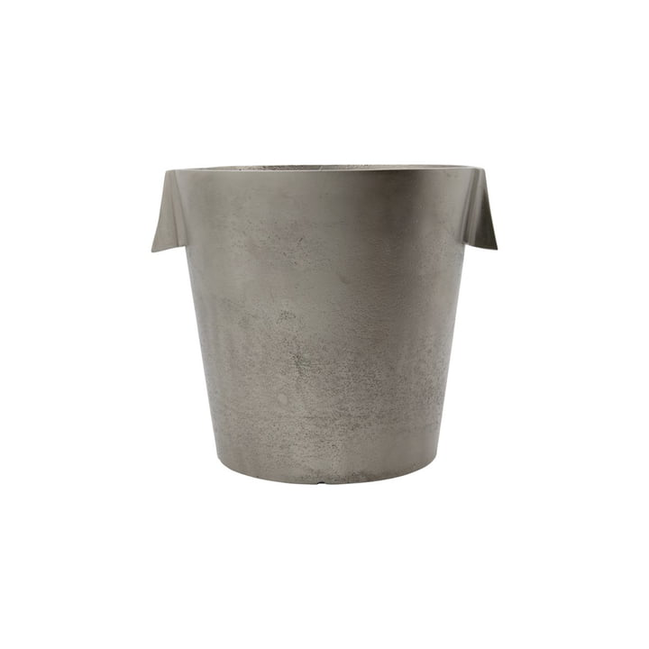 Buck Wine cooler from House Doctor , brushed silver