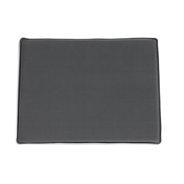 Hee Lounge Chair cushion by Hay in the dimensions 46 x 63 cm in the colour anthracite