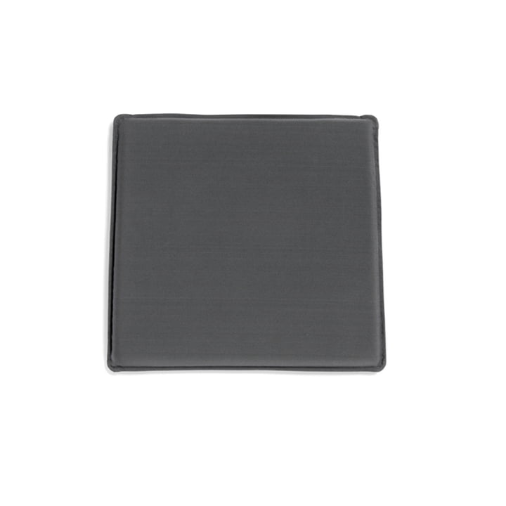 Hee Dining Chair Cushion by Hay in the dimensions 39 x 43 cm in the colour anthracite