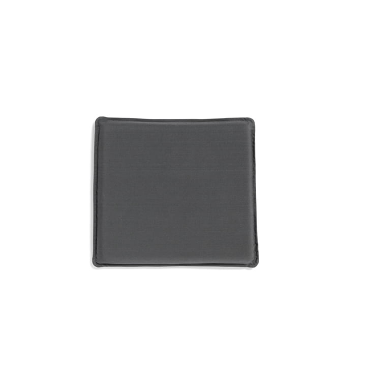 Hee Bar stool cushion by Hay in the dimensions 33 x 36 cm in the colour anthracite