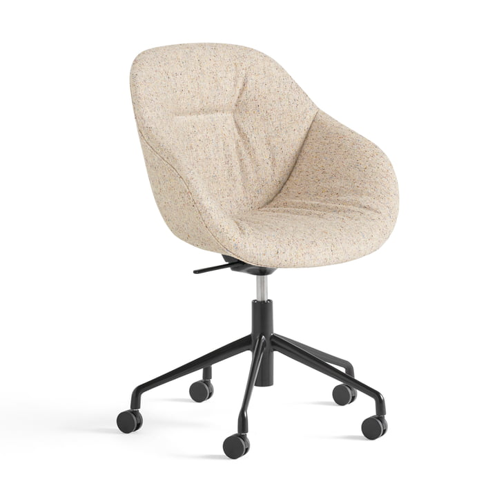 About A Chair AAC 155 Soft from Hay in the colour Bolgheri / black