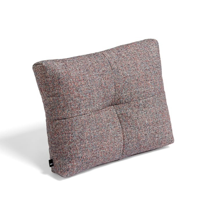 Quilton Cushion by Hay in the size 57 x 49 cm in the colour Swarm multi-colour