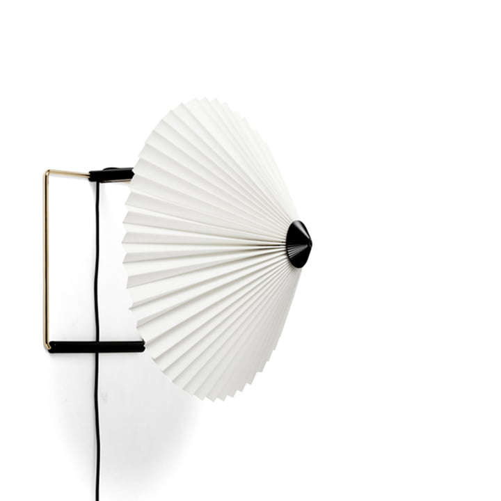 Matin Wall lamp LED from Hay Ø 30 cm in the colour white