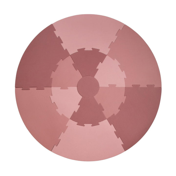 Play mat from Sebra in blossom pink