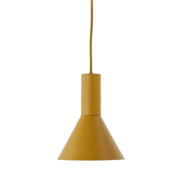 Lyss Pendant light, almond matt from Frandsen