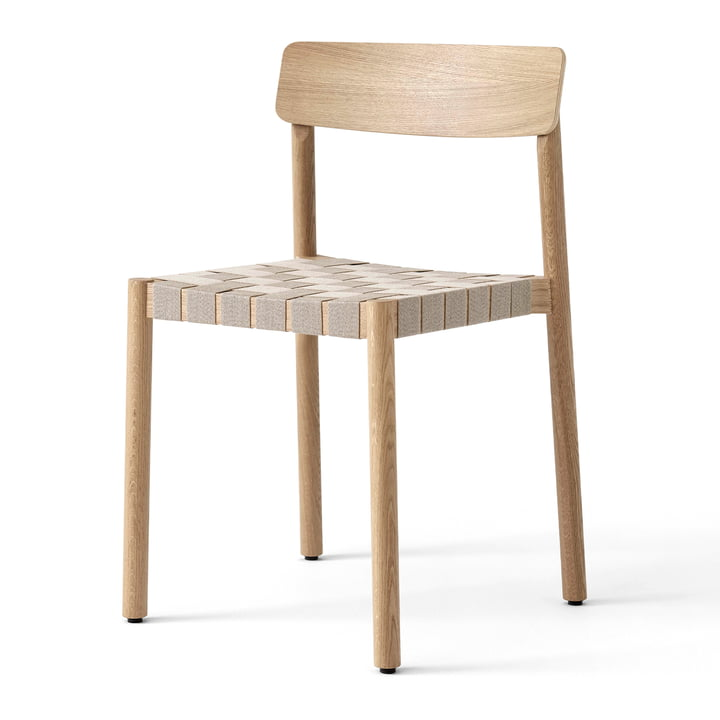 Betty TK1 Chair, oak / natural from & Tradition