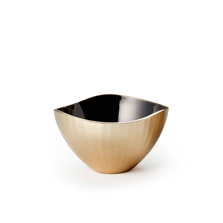 Lorenzo bowl in S / gold from Philippi