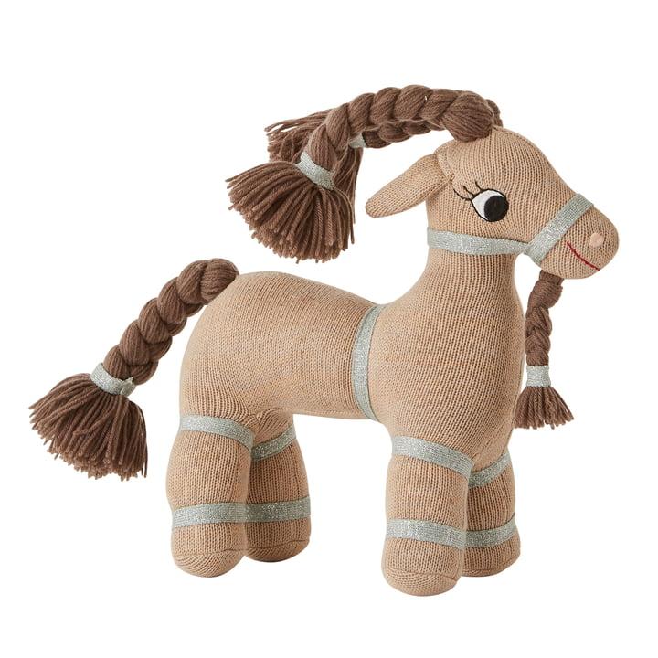 Billy goat cuddly toy from OYOY in khaki