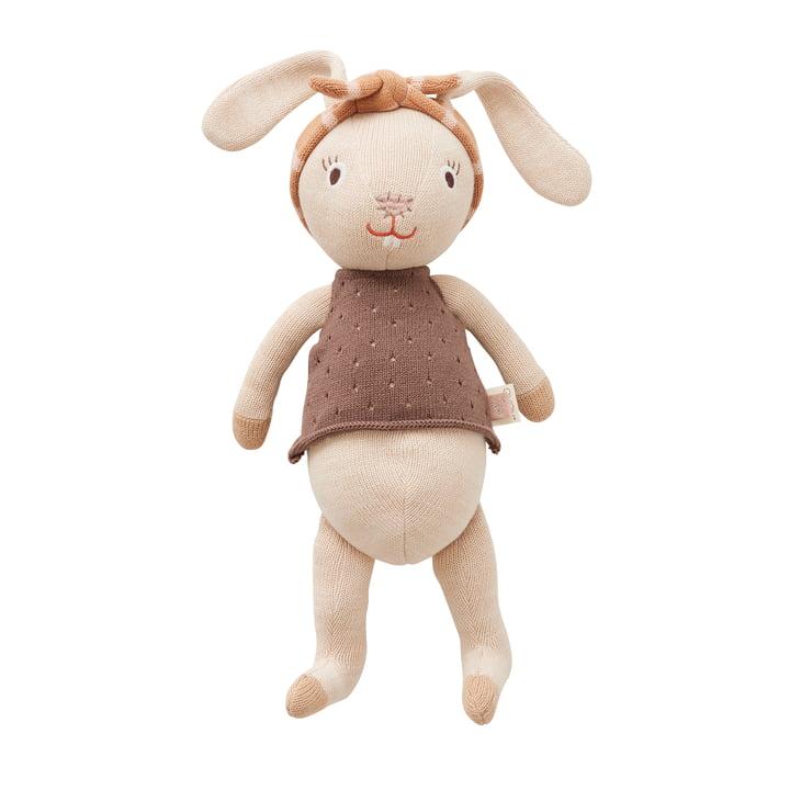 Jolien bunny cuddly toy from OYOY in beige
