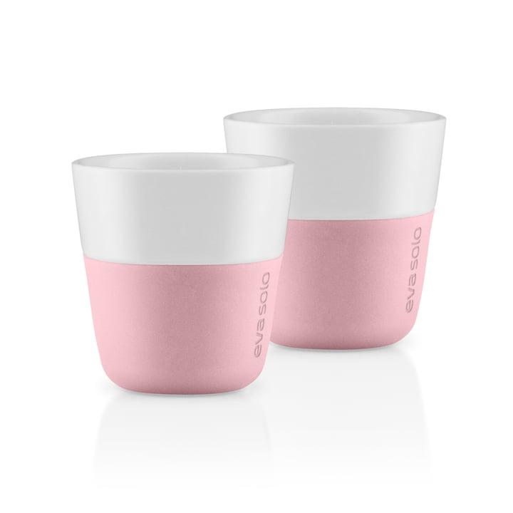 Espresso mug (set of 2) from Eva Solo in rose quartz