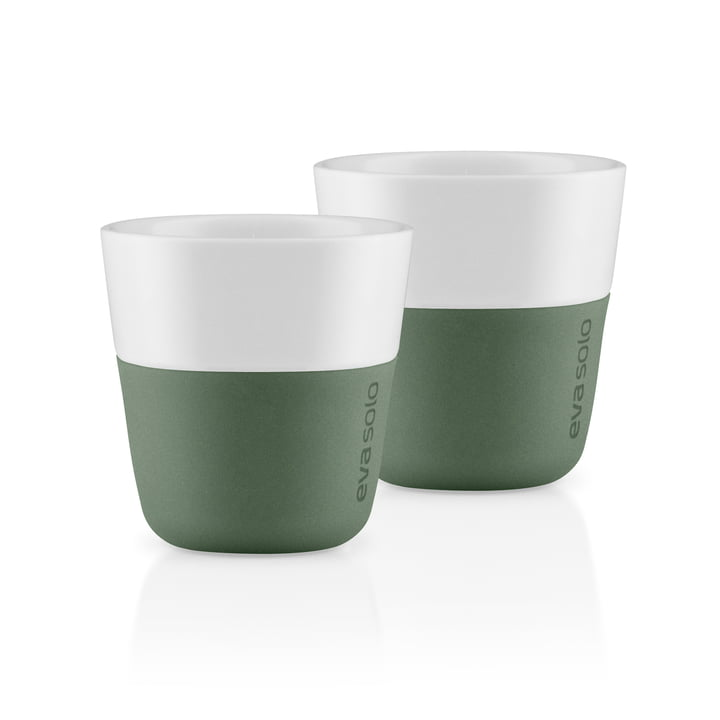 Espresso mug (set of 2) from Eva Solo in cactus green