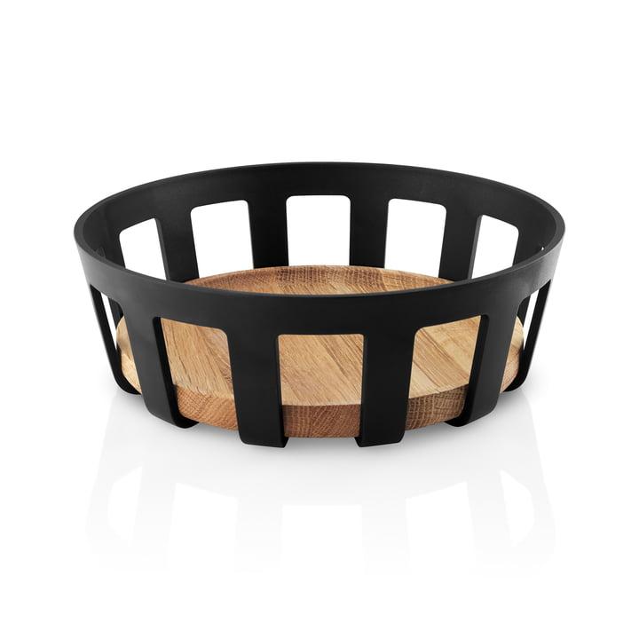 Nordic Kitchen Bread basket Ø 21,5 cm from Eva Solo in oak / black
