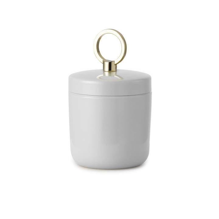 Ring Box storage small from Normann Copenhagen in light grey