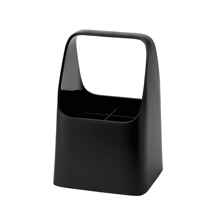 Handy-Box Storage box from Rig-Tig by Stelton in small and black