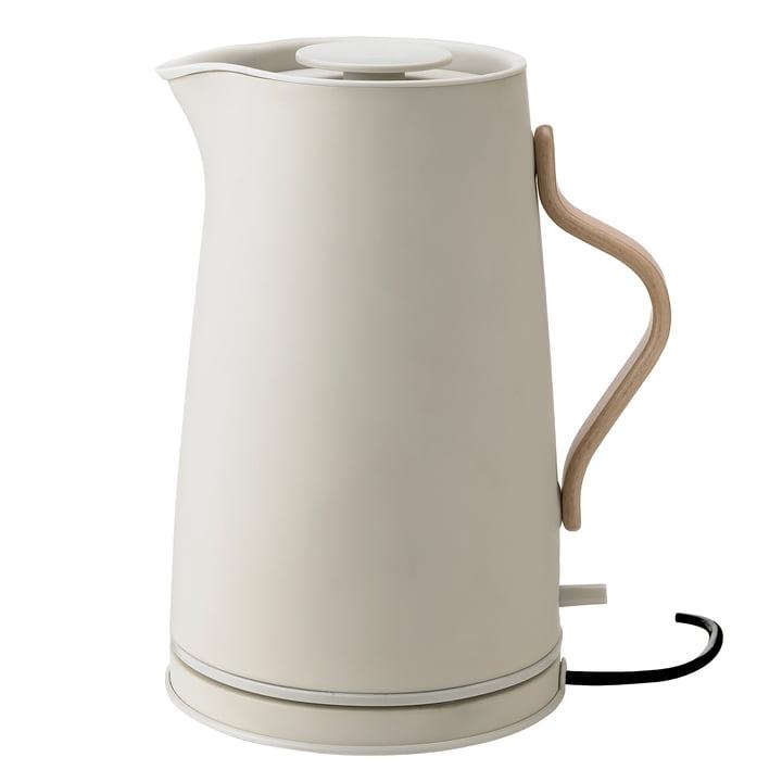 Emma kettle 1,2 L from Stelton in soft sand (EU)