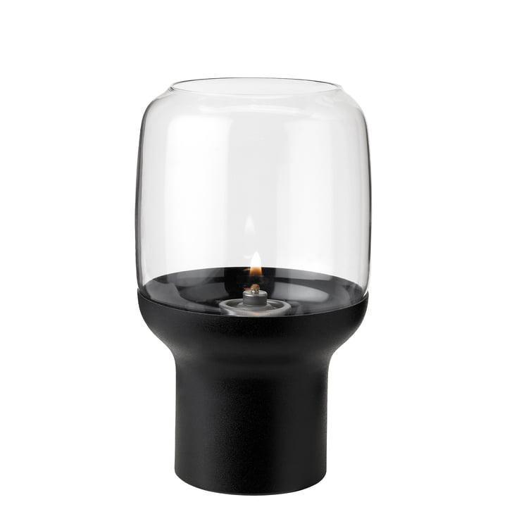 Hoop Tealight holder from Stelton in black