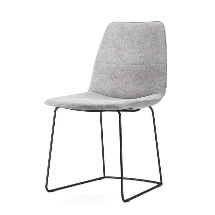 117 Chair from freistil in signal grey (1050)