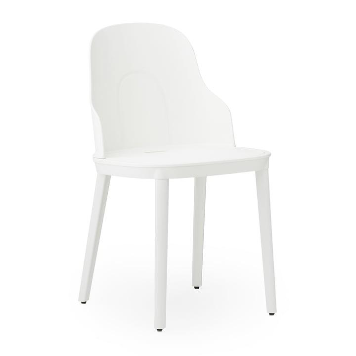 Allez Chair from Normann Copenhagen in white