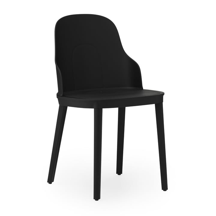 Allez Chair from Normann Copenhagen in black