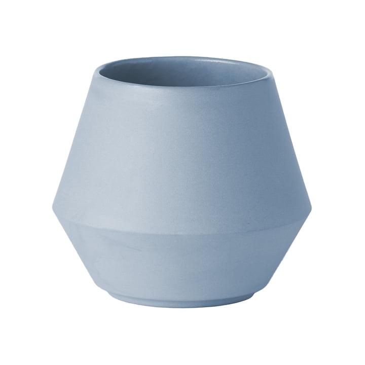 Unison Ceramic bowl Ø 1 2. 5 x H 11 cm from Schneid in baby blue