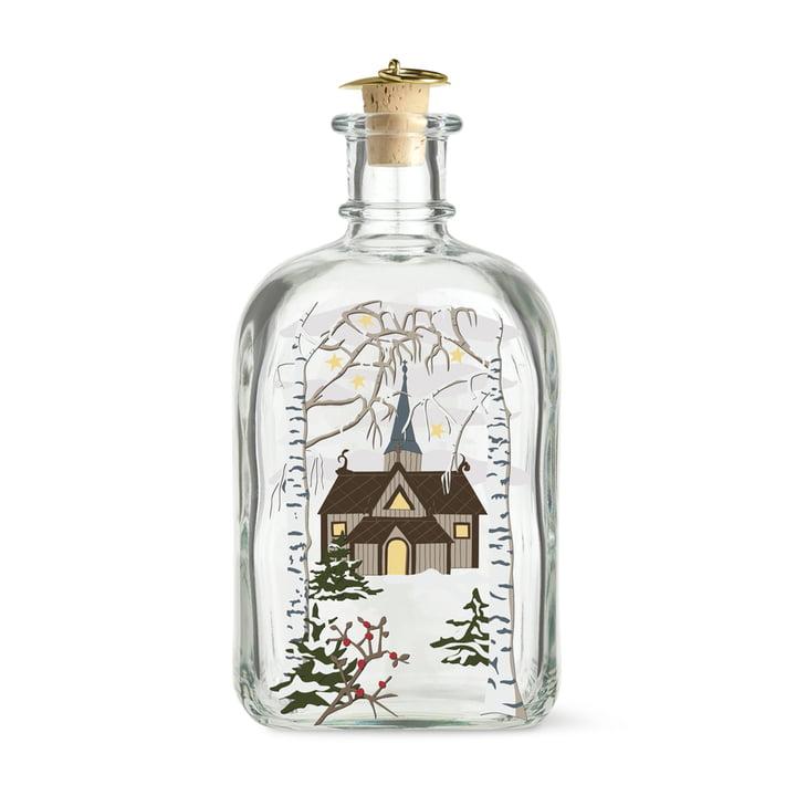 Christmas bottle from Holmegaard