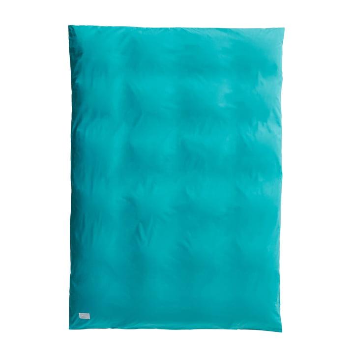 Pure duvet cover Poplin from Magniberg in aqua green