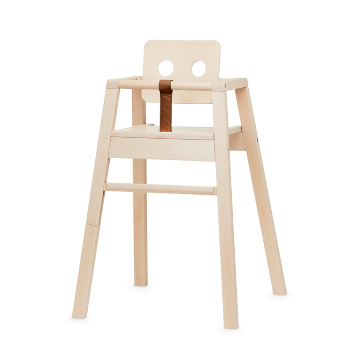 Robot High chair, H 80,5 cm, natural from Nofred