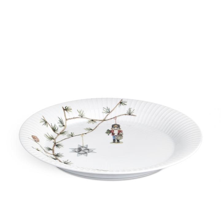 Hammershøi Christmas plate from Kähler Design