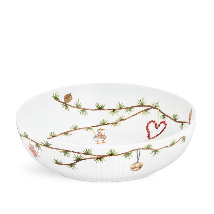 Hammershøi Christmas Bowl from Kähler Design