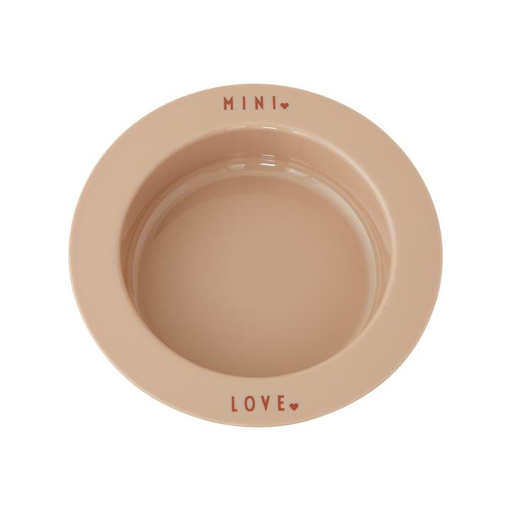 AJ Mini Favourite Tritan plate from Design Letters in Love / beige