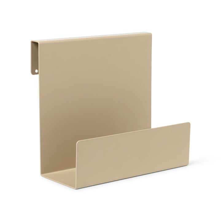 Sill Crib shelf by ferm Living in the color cashmere
