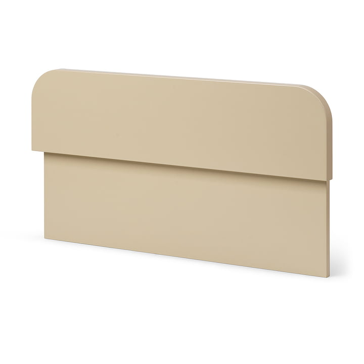Sill Crib border by ferm Living in the color cashmere