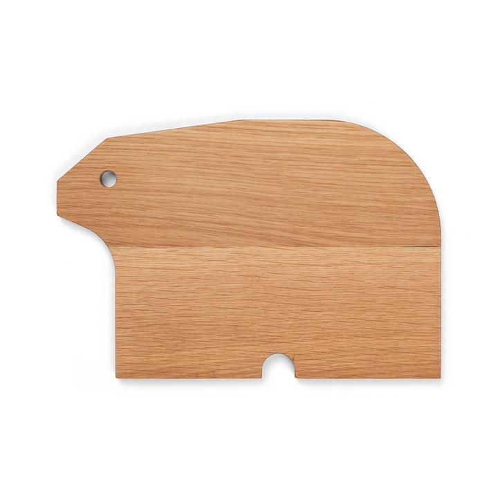 AniBoard breakfast board by ferm Living in the shape bear