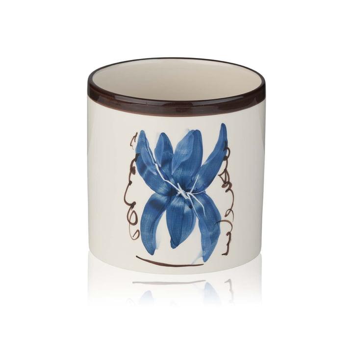 Ceramic container, H 8 cm from Humdakin
