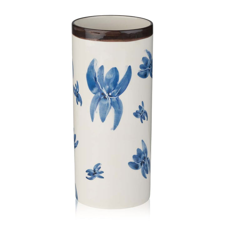 Ceramic vase, h 28 cm from Humdakin