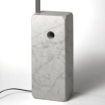 Flos - Arco Floor Lamp, pedestal